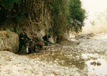 Timor - water resup border tracking ptl